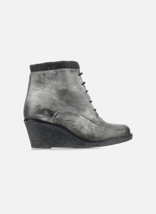Bottines et boots Castaluna Mildred L Gris vue derrière