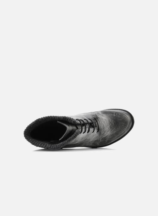 Bottines et boots Castaluna Mildred L Gris vue gauche