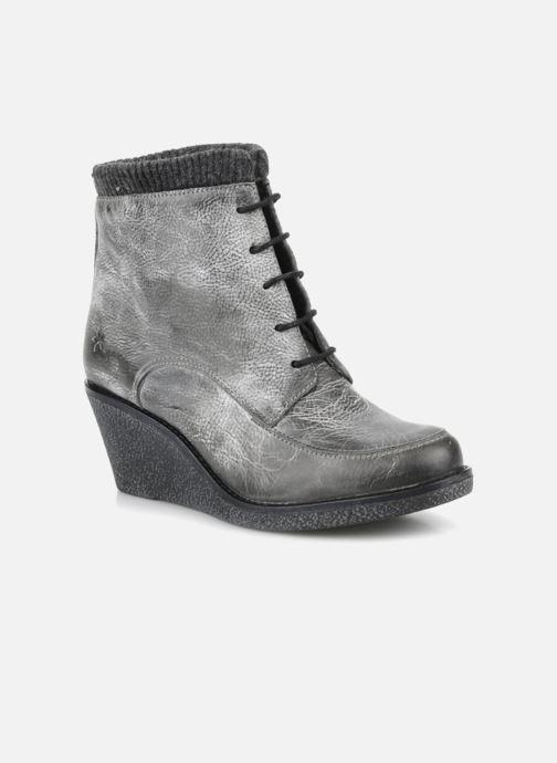 Bottines et boots Castaluna Mildred L Gris vue détail/paire