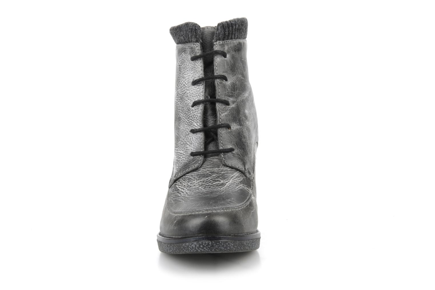 Ankle boots Castaluna Mildred L Grey model view
