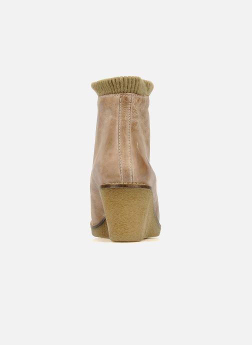 Castaluna Mildrot XL XL XL (beige) - Stiefeletten & Stiefel bei Más cómodo c5e24a