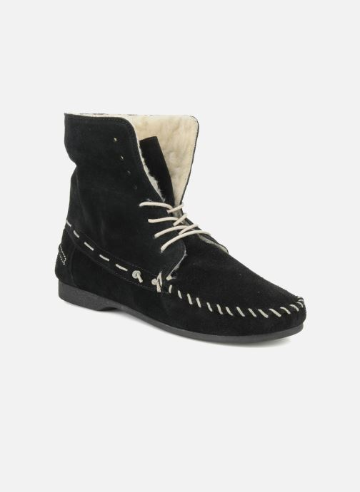 Lace-up shoes Jonak Babs Black 3/4 view