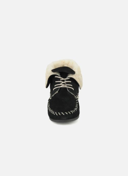 Lace-up shoes Jonak Babs Black model view