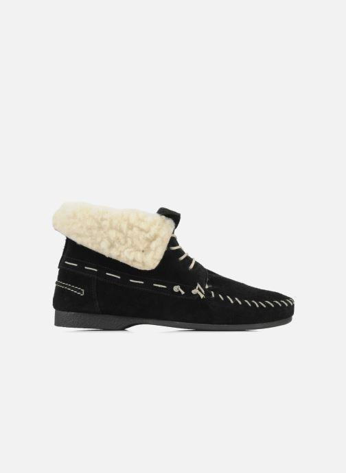 Zapatos con cordones Jonak Babs Negro vistra trasera