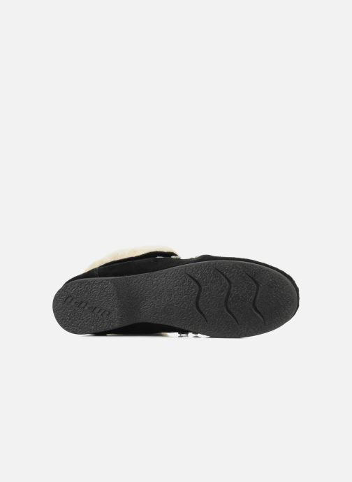 Zapatos con cordones Jonak Babs Negro vista de arriba