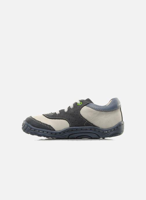 Sneakers Stride Rite CC Charles Azzurro immagine frontale