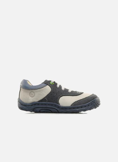 Sneakers Stride Rite CC Charles Azzurro immagine posteriore