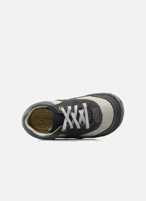 Sneakers Stride Rite CC Charles Azzurro immagine sinistra