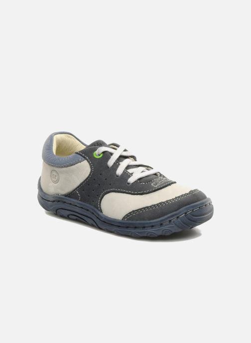 Sneakers Stride Rite CC Charles Azzurro vedi dettaglio/paio