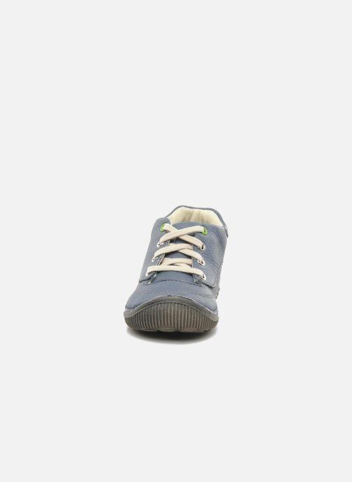 Bottines et boots Stride Rite CC Brattle Bleu vue portées chaussures