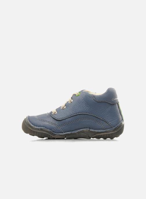 Bottines et boots Stride Rite CC Brattle Bleu vue face