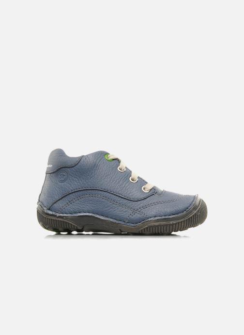 Boots en enkellaarsjes Stride Rite CC Brattle Blauw achterkant