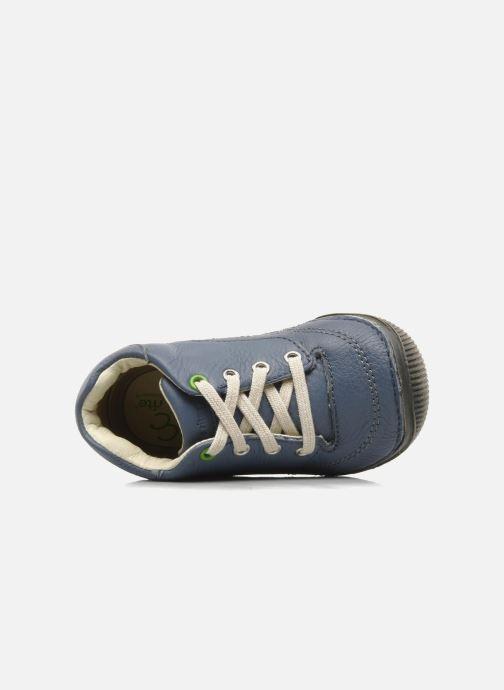 Bottines et boots Stride Rite CC Brattle Bleu vue gauche