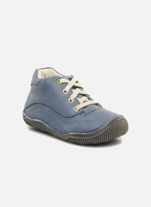 Bottines et boots Stride Rite CC Brattle Bleu vue détail/paire