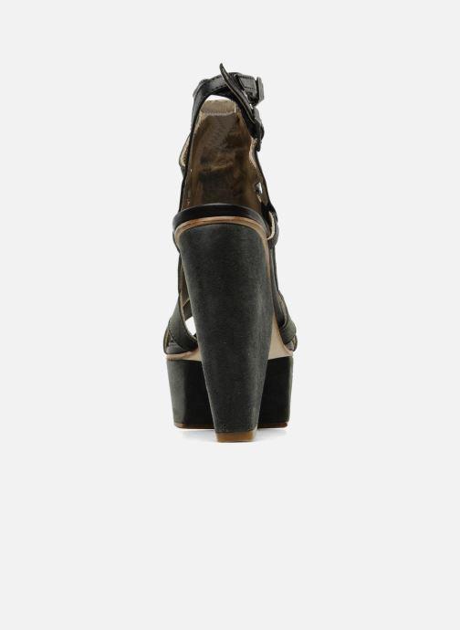 Sandales et nu-pieds Surface To Air Louna Art Deco Gris vue droite