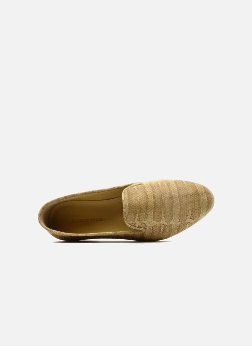 Mocassins Surface To Air Blade slipper Beige vue gauche