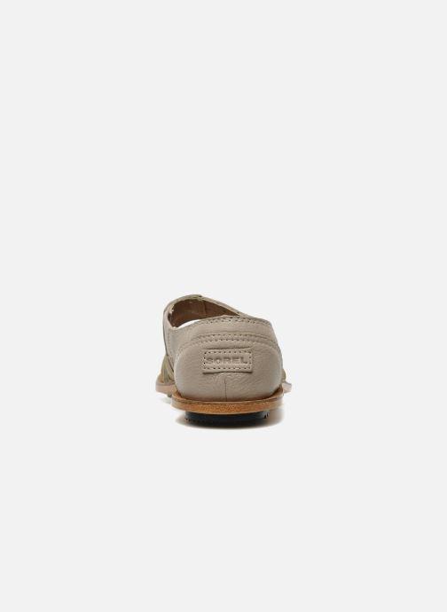 Sandales et nu-pieds Sorel Lake Shoe Beige vue droite