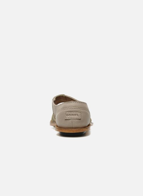 Sandals Sorel Lake Shoe Beige view from the right