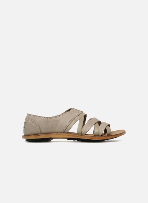 Sandales et nu-pieds Sorel Lake Shoe Beige vue derrière
