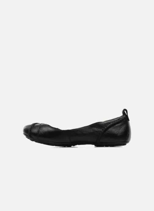 Ballet pumps Hush Puppies Janessa Black front view