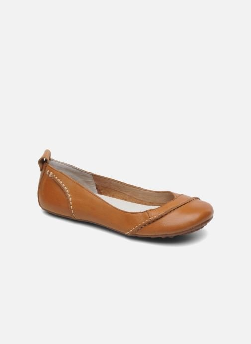 Ballet pumps Hush Puppies Janessa Brown detailed view/ Pair view