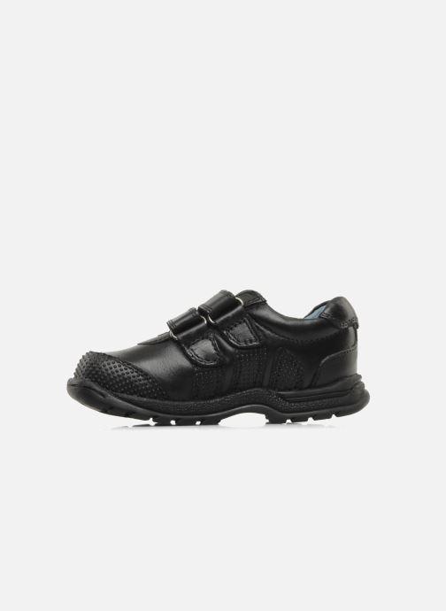 Sneakers Hush Puppies Wind Zwart voorkant