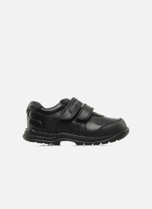 Sneakers Hush Puppies Wind Zwart achterkant