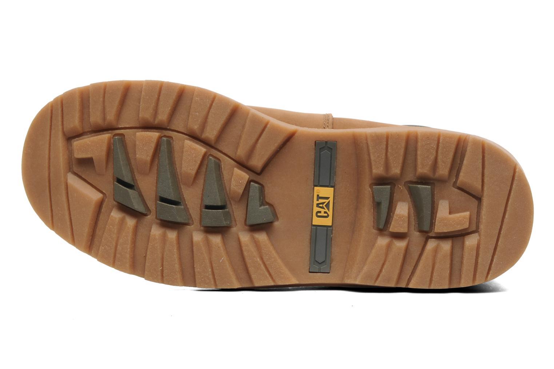 Bottines et boots Caterpillar Colorado Plus Marron vue haut