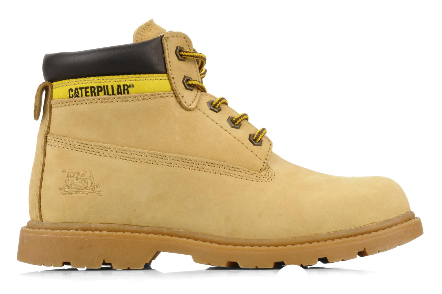 Bottines et boots Caterpillar Colorado Plus Beige vue derrière
