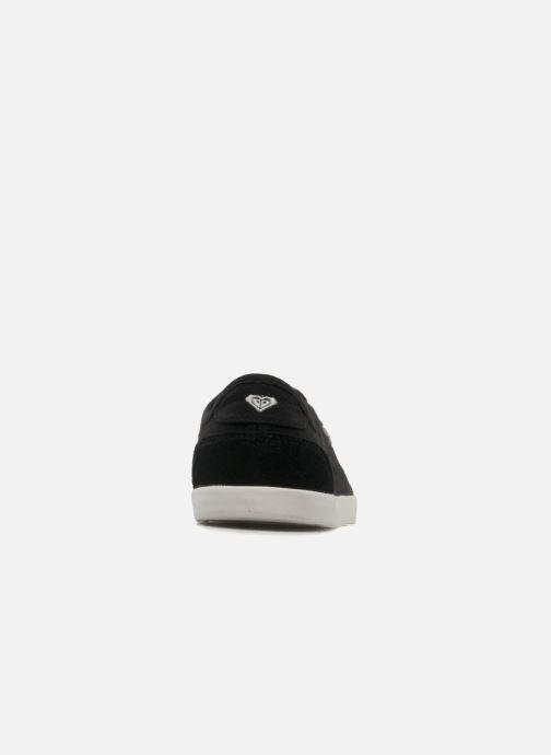 Baskets Roxy Sneaky Dye 2 Noir vue droite