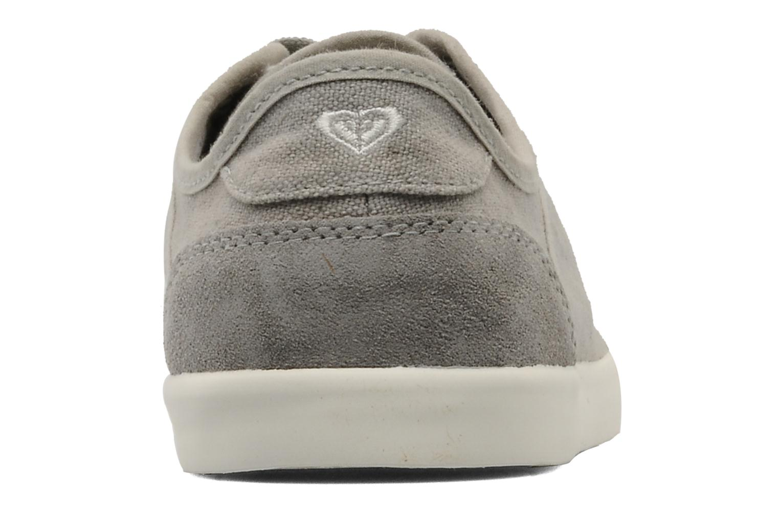 Trainers Roxy Sneaky Dye 2 Grey view from the right