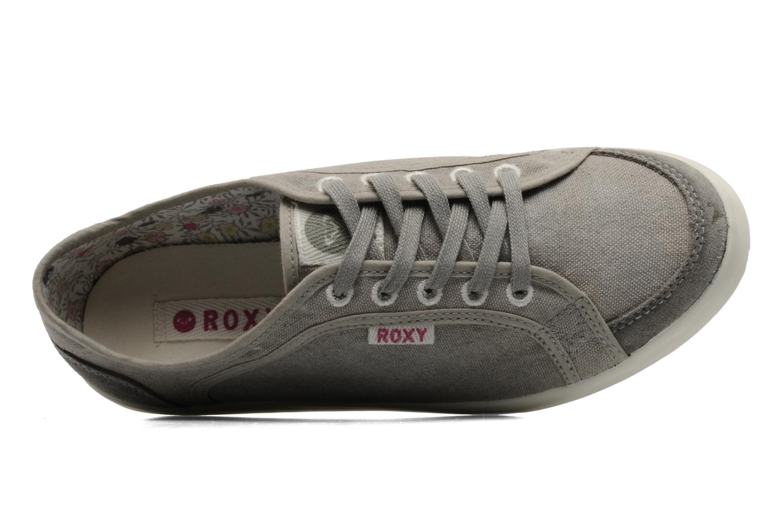 Trainers Roxy Sneaky Dye 2 Grey view from the left