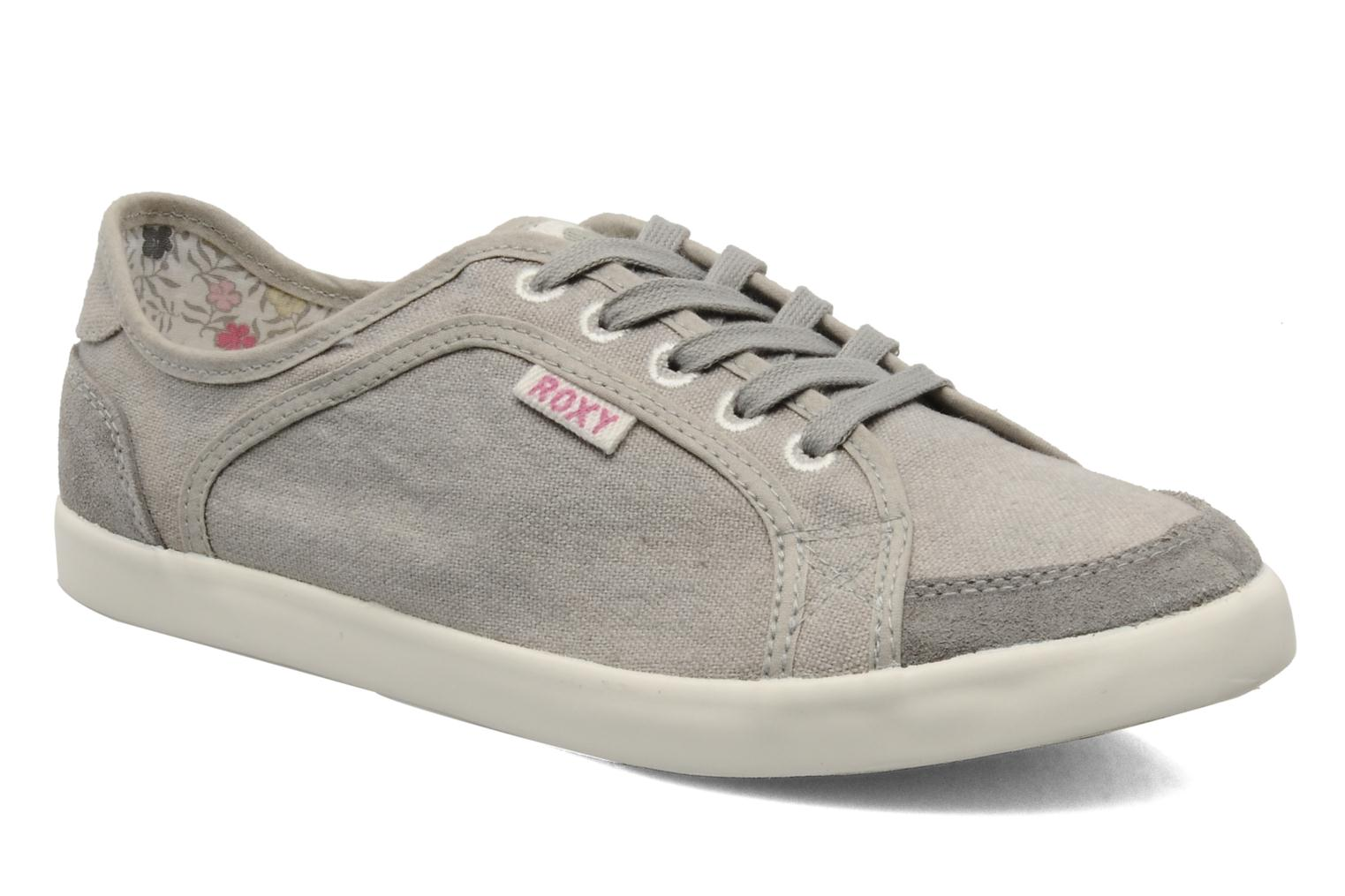 Trainers Roxy Sneaky Dye 2 Grey detailed view/ Pair view