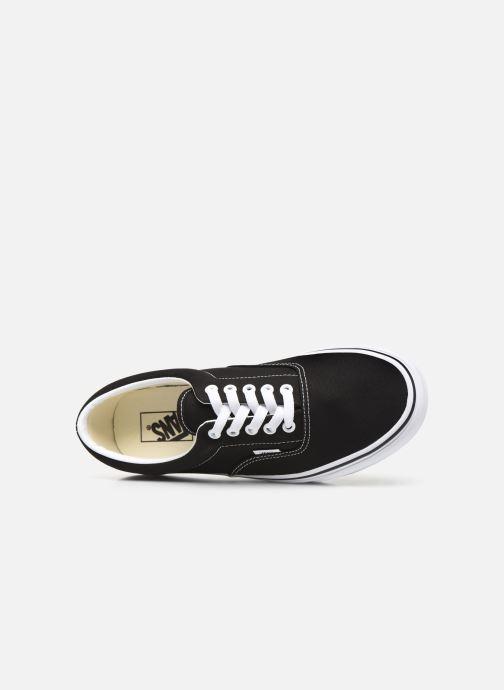 Sneaker Vans Era schwarz ansicht von links