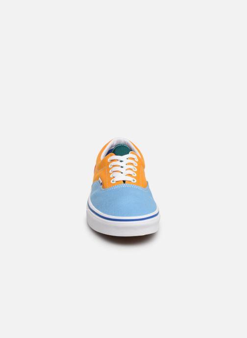 Baskets Vans Era Multicolore vue portées chaussures