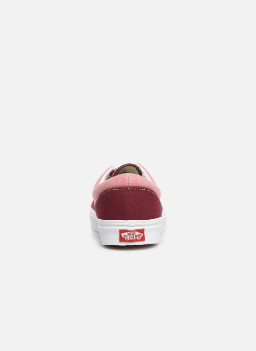 Trainers Vans Era Red view from the right