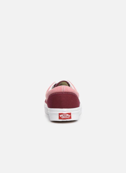 Sneakers Vans Era Rood rechts