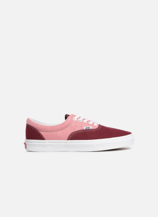 Trainers Vans Era Red back view