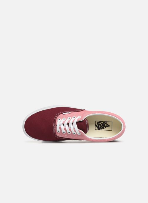 Sneakers Vans Era Rosso immagine sinistra