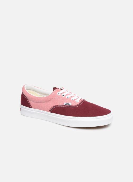 Sneakers Vans Era Rood detail