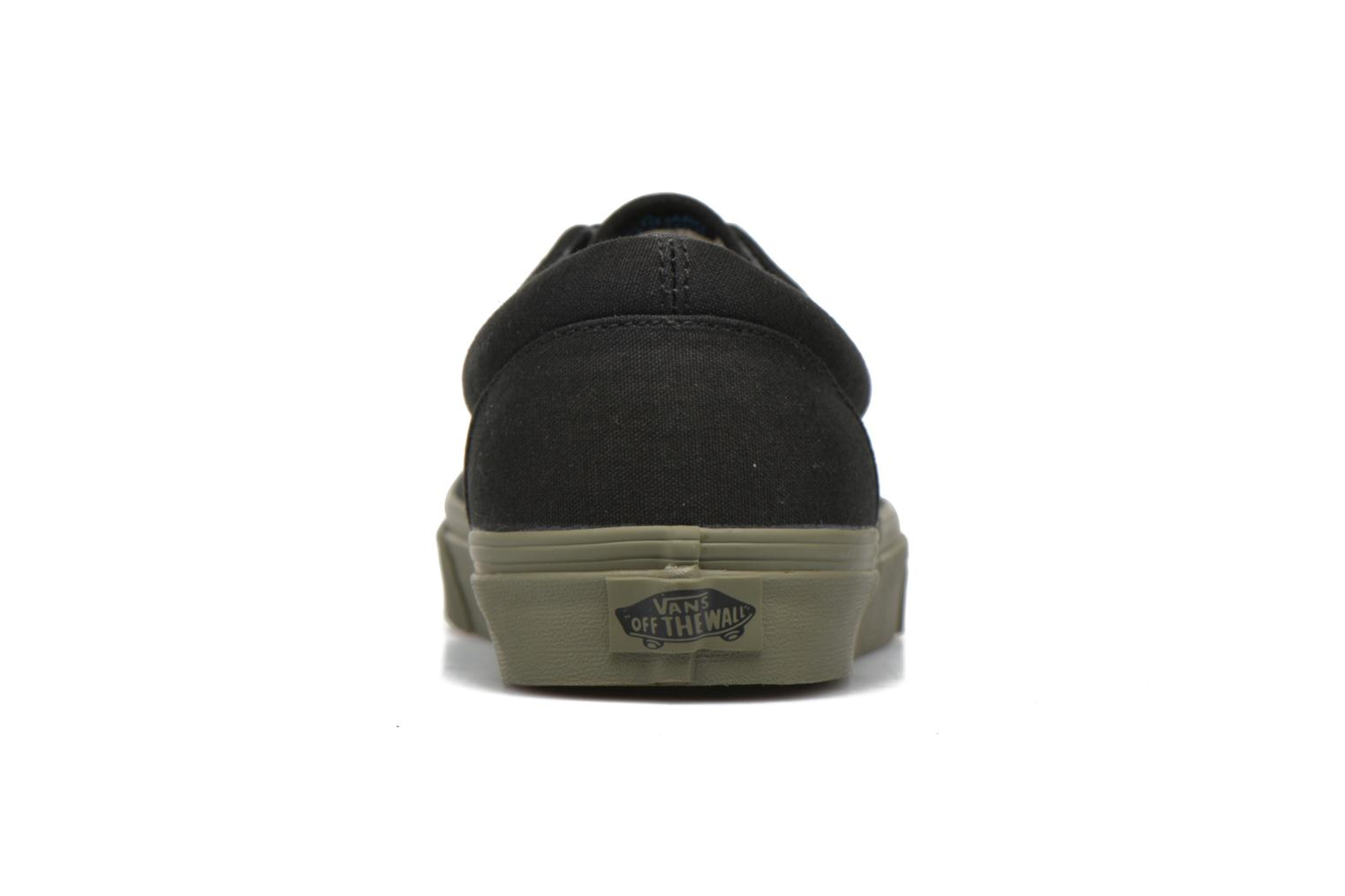 Trainers Vans Era Black view from the right