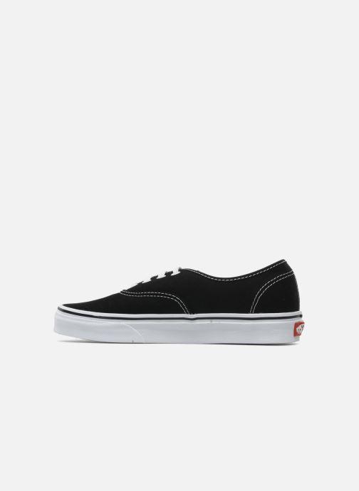 Sneakers Vans Authentic w Nero immagine frontale