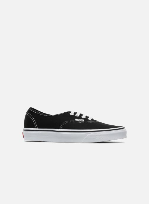 Trainers Vans Authentic w Black back view