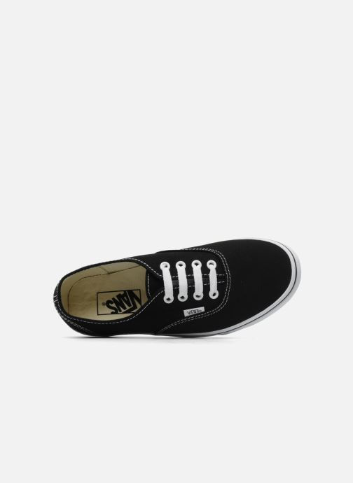 Sneakers Vans Authentic w Zwart links