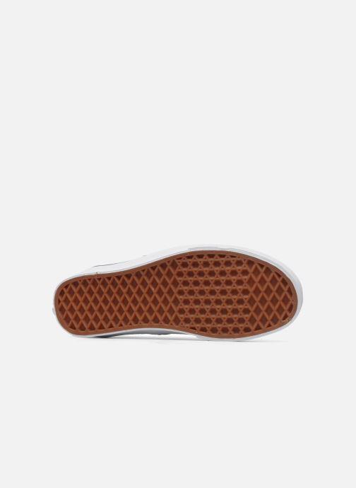 Sneaker Vans Authentic w schwarz ansicht von oben
