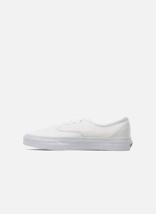 Sneaker Vans Authentic w weiß ansicht von vorne