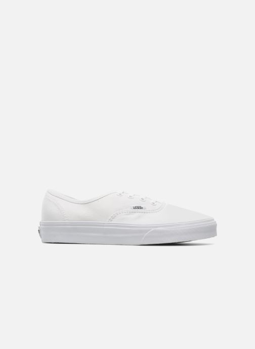 Sneakers Vans Authentic w Bianco immagine posteriore