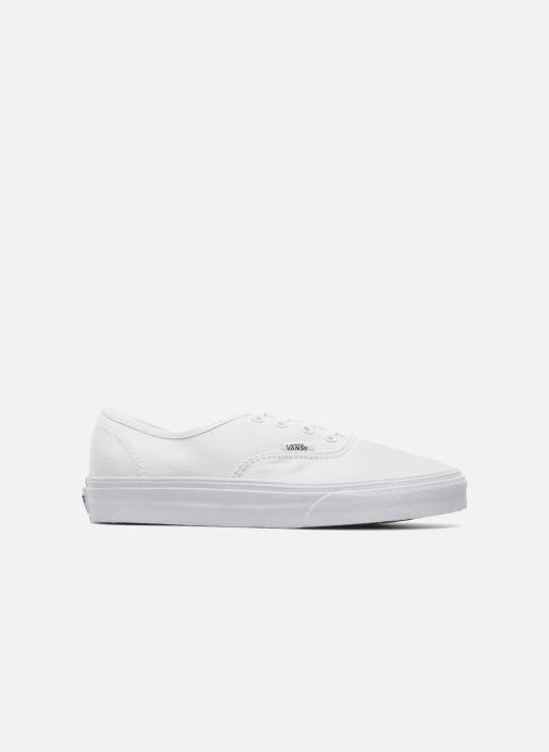 Sneakers Vans Authentic w Wit achterkant