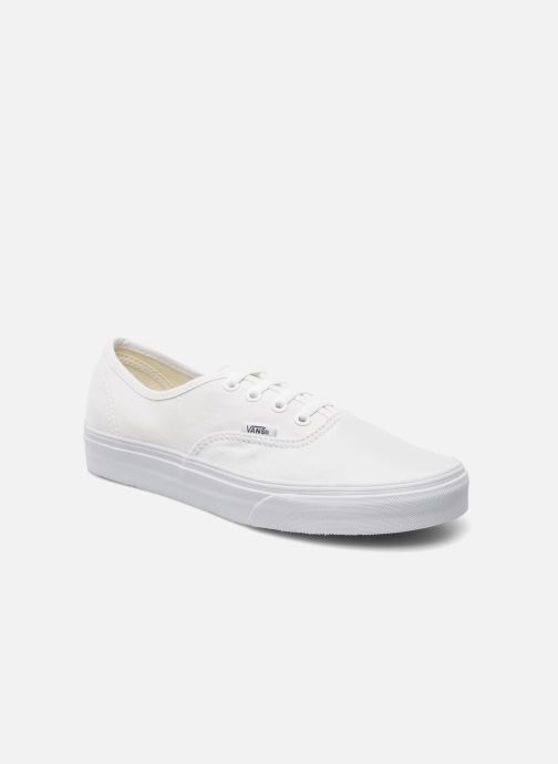 Deportivas Vans Authentic w Blanco vista de detalle / par