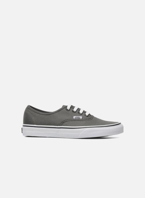 Sneaker Vans Authentic w grau ansicht von hinten